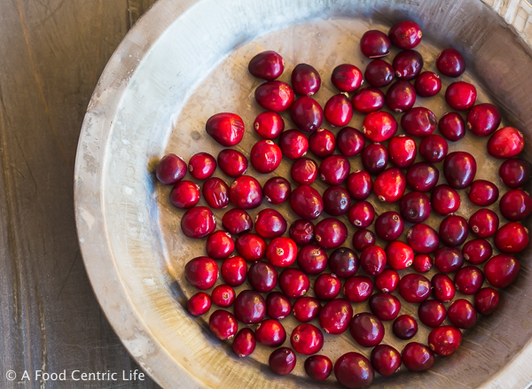 cranberries|AFoodCentricLife.com