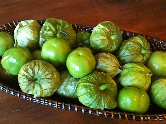 Tomatillos|AFoodCentricLife.com