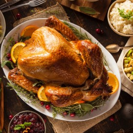 Thanksgiving Game Plan | AFoodCentricLife.com