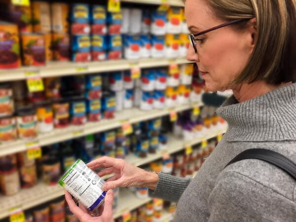 How to Read a Food Label | AFoodCentricLife.com