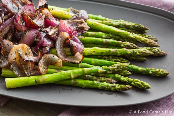 Balsamic & Thyme to Finish and Serve|AFoodCentricLife.com