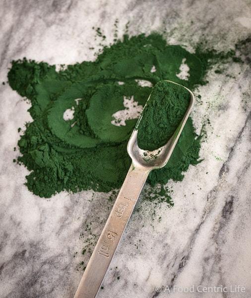 Hawaiian Green Smoothie | AFoodCentricLife.com