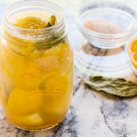 How to make preserved lemons|AFoodCentricLife.com