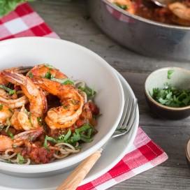 Shrimp Fra Diavolo | AFoodCentricLife.com