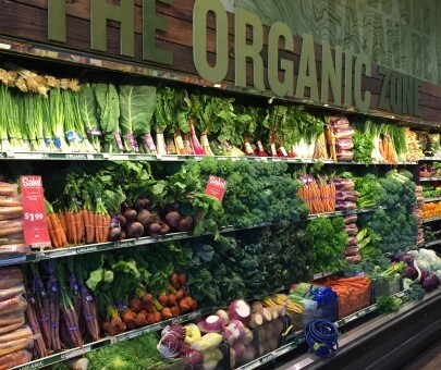 Produce Dept|AFoodCentricLife.com