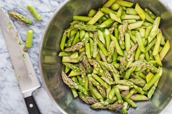asparagus soup|AFoodCentricLife.com