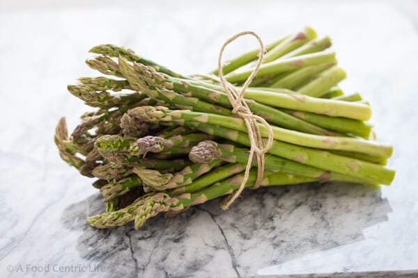 asparagus bundle|FoodCentricLife.com
