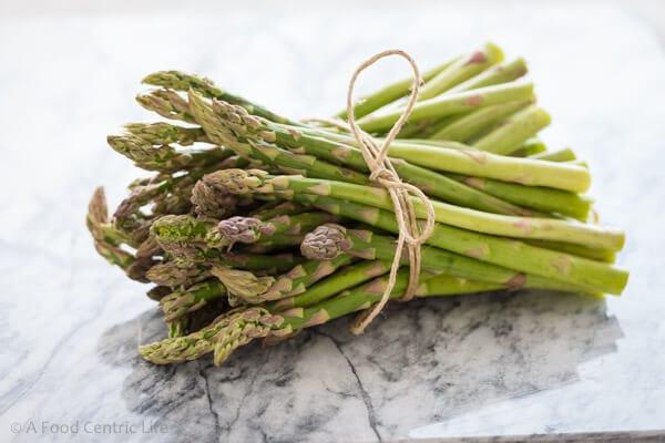 Fresh Asparagus | AFoodCentricLife.com