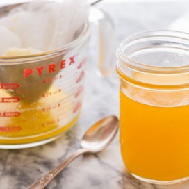 Clarified butter | AFoodCentricLife.com