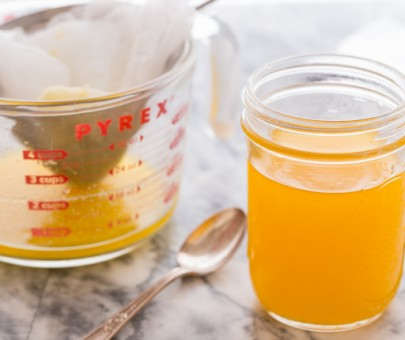 Clarified butter|AFoodCentricLife.com