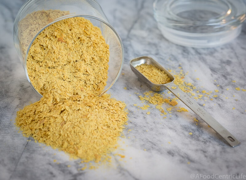 nutritional yeast | AFoodCentricLife.com