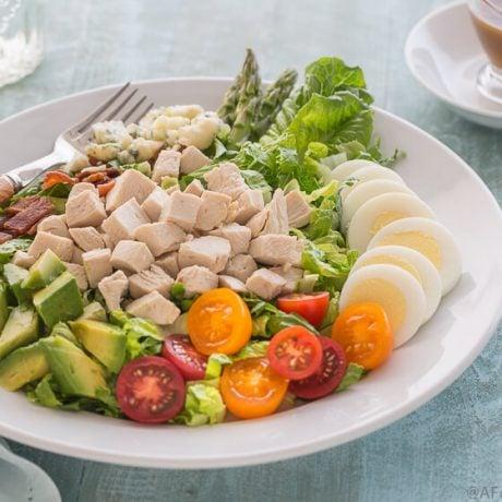 Cobb Salad | AFoodCentricLife.com