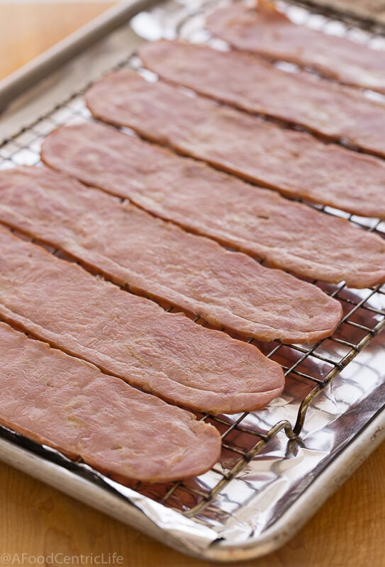 turkey bacon | AFoodCentricLife.com