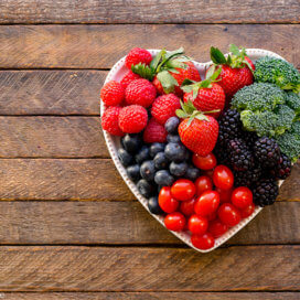 heart healthy foods| AFoodCentricLife.com