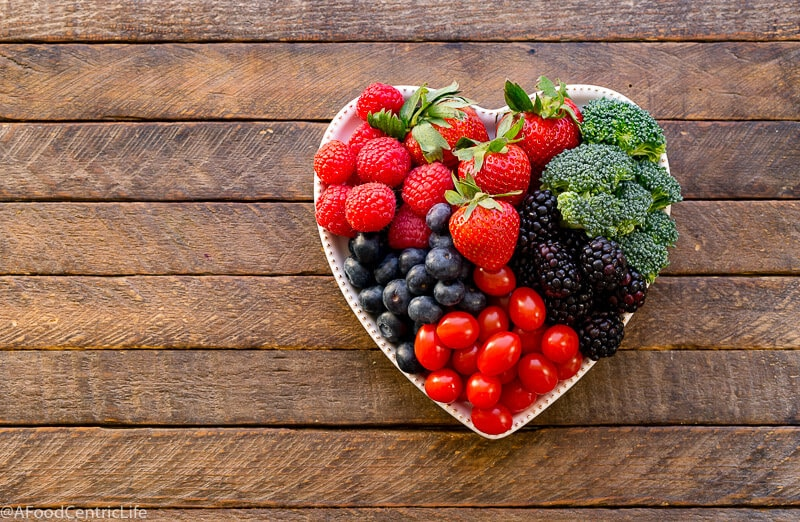 heart healthy foods | AFoodCentricLife.com