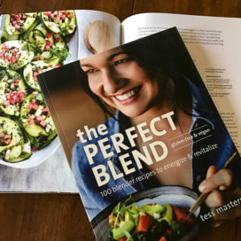 The Perfect Blend | AFoodCentricLife.com