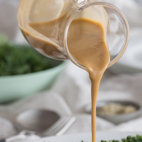 tahini dressing | AFoodCentricLife.com