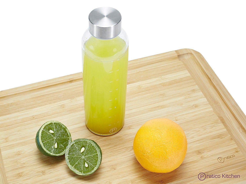 Pratico bottles | afoodcentriclife.com