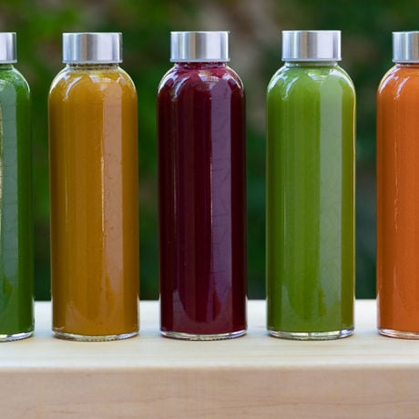 daily juice | afoodcentriclife.com
