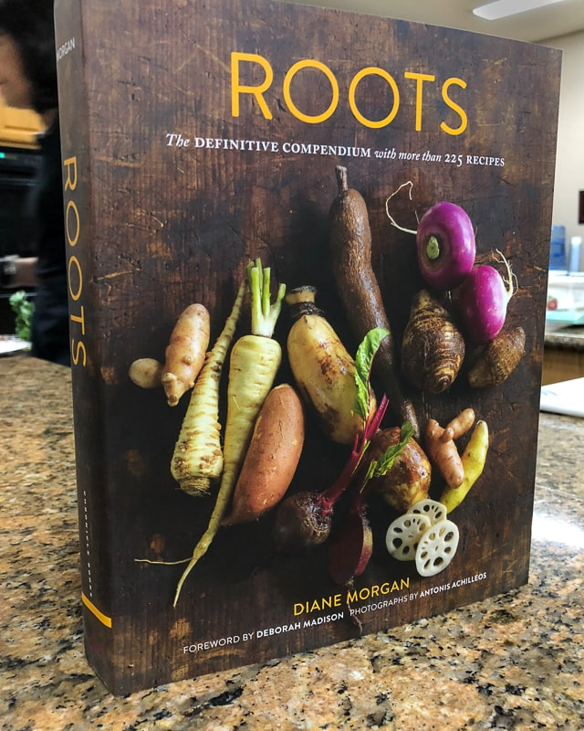 Roots cookbppk | afoodcentriclife.com