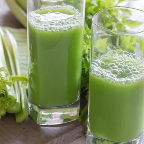 celery juice |afoodcentriclife.com